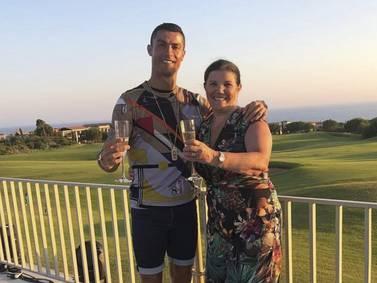 ¿Por qué es tan importante la mamá de Cristiano Ronaldo en su carrera?